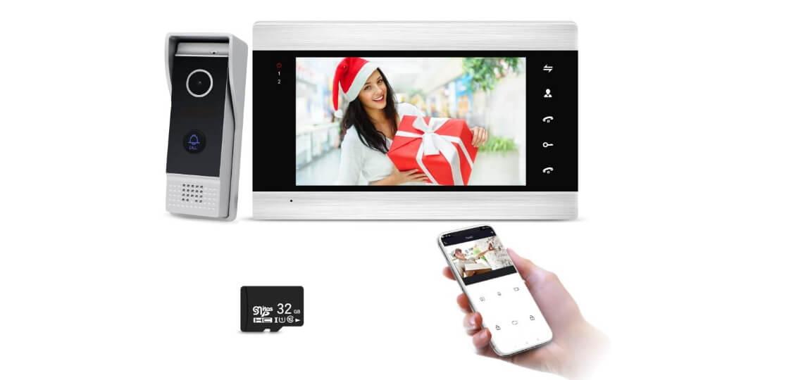 como conectar telefono a videoportero con wifi