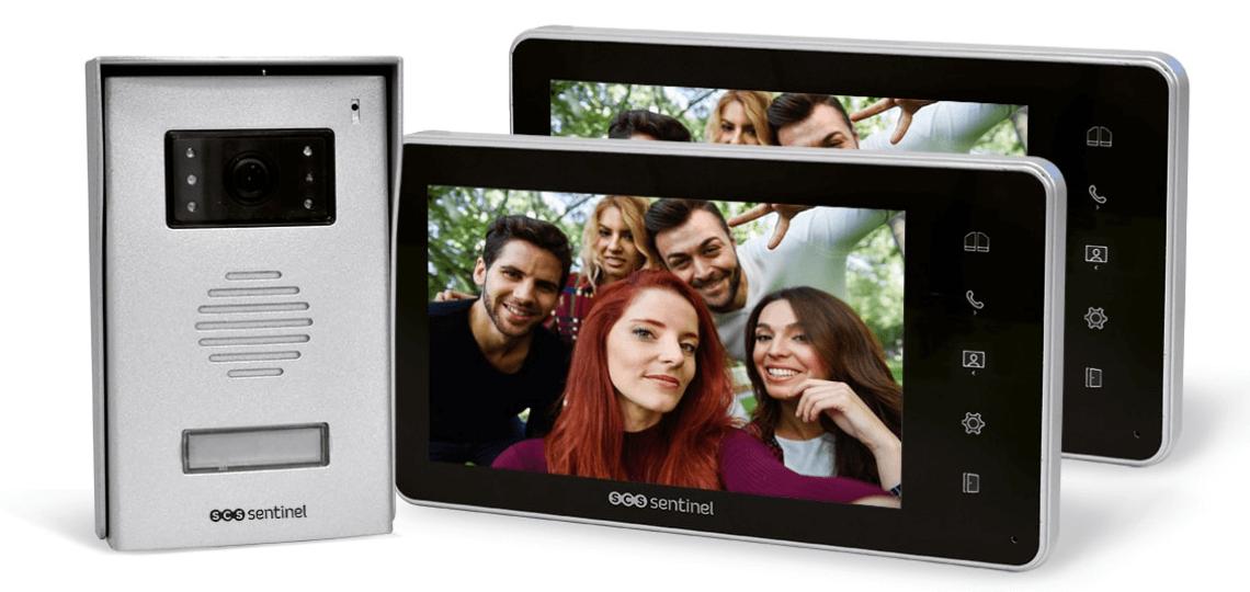 cuales son los mejores video porteros con dos pantallas en 2021